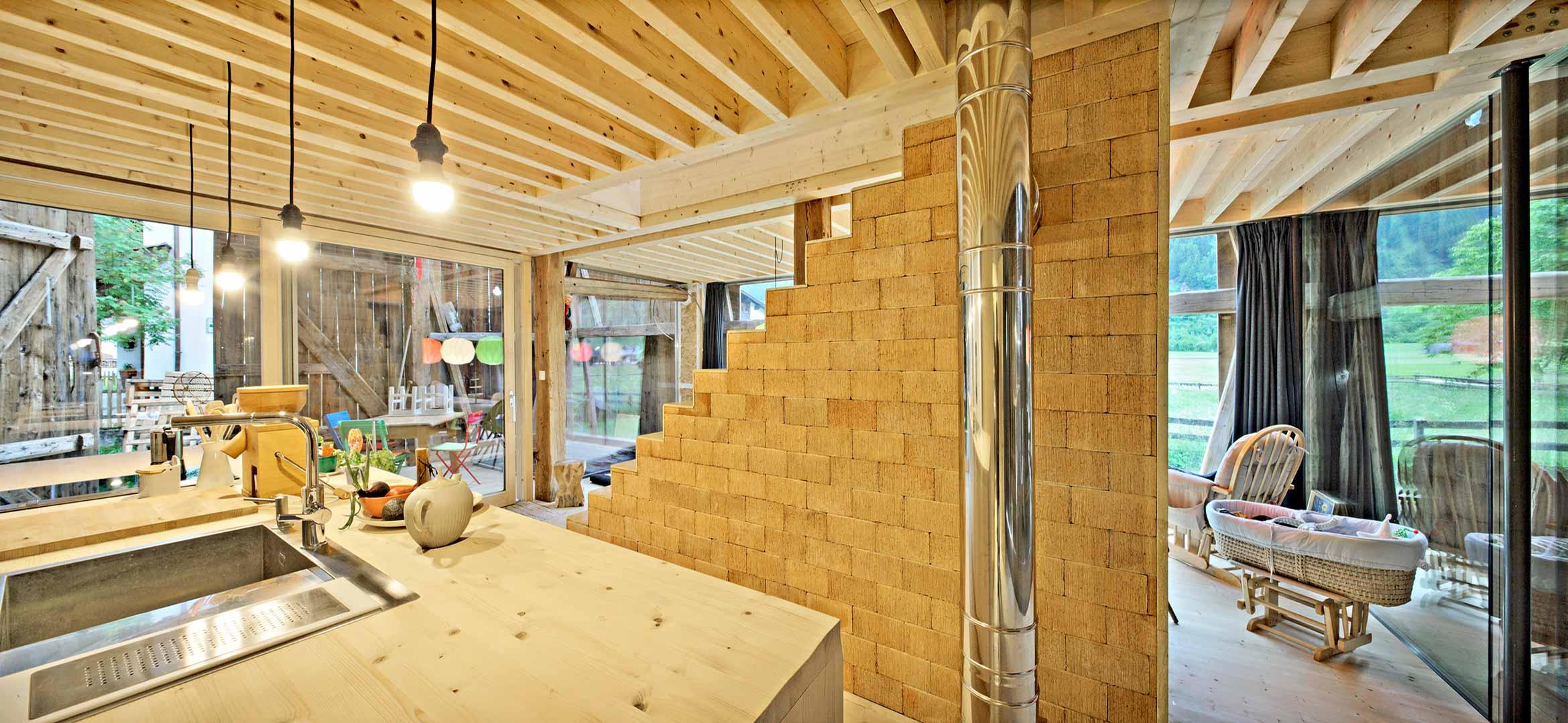 Projekte - Einfamilienhäuser, Sanierungen u. Umbauten, Wohnbau...